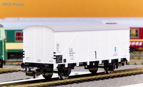 Wagon chłodnia Idr (Slr) ex Gkn Berlin PKP (1)