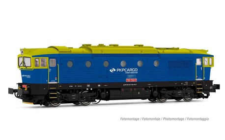 Lokomotywa 753.7 PKP Cargo International HR2864 (1)