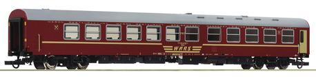 Wagon restauracyjny WRdun PKP (edycja II) Roco 74811-2 (1)