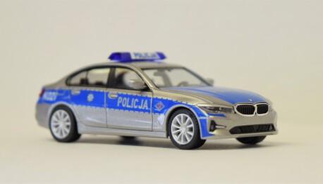 Radiowóz BMW 3er Policja Polska (1)