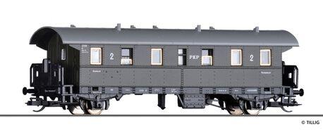 Wagon 2 klasy Bi Tillig 13243 (skala TT) (1)