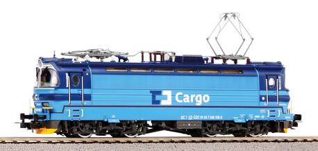 Lokomotywa serii 240 CD Cargo (PIKO 51834) (1)