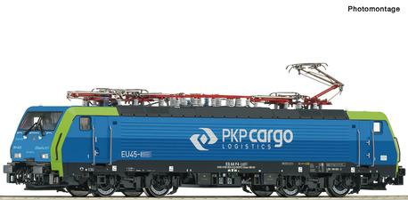 Lokomotywa Eurosprinter EU45/189 PKP Cargo z dźwiękiem Roco 71957 (1)