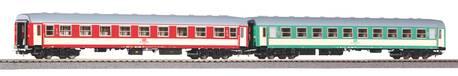 Zestaw 2 wagonów 111A i 112A PKP PIKO 58394 (1)