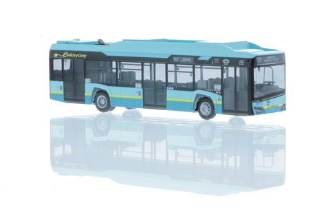 Solaris Urbino 12 '19 electric PKM Jaworzno Rietze 76809 (1)