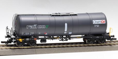 Wagon cysterna Zacns 88 Railco ChemOil IGRA 96210014 (1)