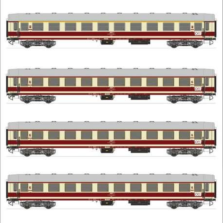Zestaw wagonów pociągu ex Odra (część I) Robo 221510 (1)