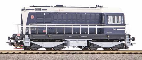 Lokomotywa spalinowa T435.0 CSD z dźwiękiem (PIKO 52428) (1)