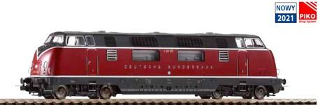 Lokomotywa spalinowa V200 033 z dźwiękiem (PIKO 59721) (1)