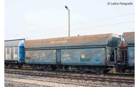 Zestaw 2 wagonów samowyładowczych Fals PKP Cargo RIVA-HR6522 (1)