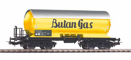 Wagon cysterna Butan Gas FS PIKO 58988 (1)