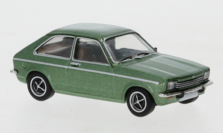 Opel Kadett C City zielony metalik (BREKINA870243) (1)