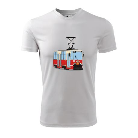 Koszulka Tramwaj 105Na GOP (1)