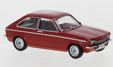 Opel Kadett C City czerwony (BREKINA870241) (1)