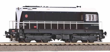 Lokomotywa spalinowa T435.0 CSD (PIKO 52427) (1)