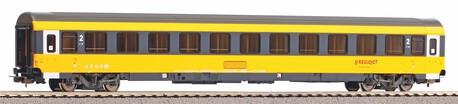 Wagon 2 klasy Eurofima Regiojet PIKO 58536 (1)