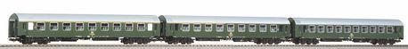Zestaw 3 wagonów typu Y D300 (PIKO 58220) - zestaw 1 (1)