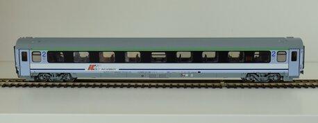 Wagon pasażerski 2 klasy PKP InterCity 156A (1)