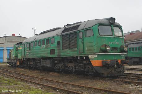 Lokomotywa ST44-788 (PIKO 52903) (1)