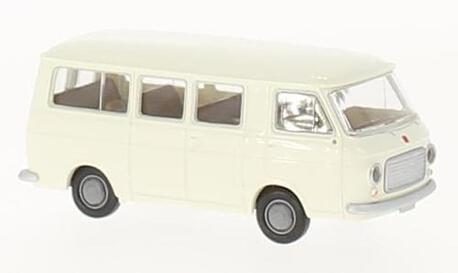 Fiat 238 Bus biały BREKINA 34400 (1)
