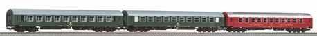 Zestaw 3 wagonów typu Y D300 (PIKO 58221) - zestaw 2 (1)