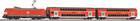 Zestaw startowy cyfrowy BR 146 i dwa wagony piętrowe DB REGIO PIKO 59023 (1)