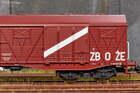 Zestaw 2 wagonów 401Ka Gags-tx Zboże PIKO 58233 (9)