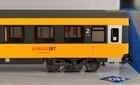 Wagon 2 klasy Eurofima Regiojet PIKO 58536 (4)