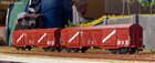 Zestaw 2 wagonów 401Ka Gags-tx Zboże PIKO 58233 (1)