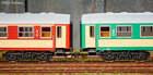 Zestaw 2 wagonów 111A i 112A PKP PIKO 58394 (11)
