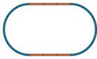 Zestaw startowy pociąg piętrowy NS z elektrowozem (PIKO 97939) (2)